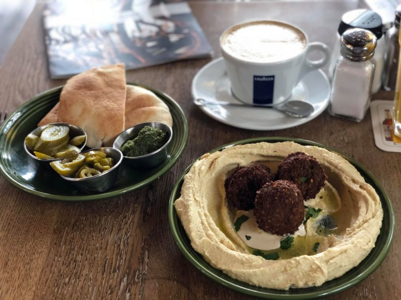 Zeil Kitchen Hummus